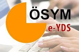 e YDS 2016 giriş yerleri ÖSYM belge alma