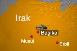 Türk askeri Başika'dan çekiliyor mu Irak'tan son dakika açıklaması