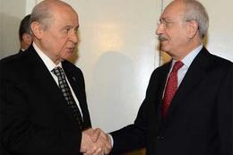 Bahçeli-Kılıçdaroğlu görüşmesi sona erdi tek cümlelik yanıt!