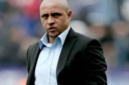 Alanyaspor'a Roberto Carlos'tan büyük şok