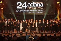 24. Uluslararası Adana Film Festivali'nde ödüller sahiplerini buldu