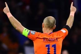Hollanda Dünya Kupası'na veda etti