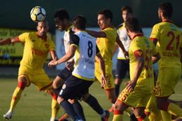 Göztepe Antalyaspor hazırlıklarını tamamladı