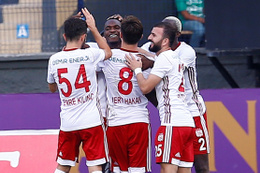 Sivasspor'un golcüleri 3 puana inanıyor