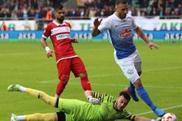Çaykur Rizespor ile Samsunspor yenişemedi