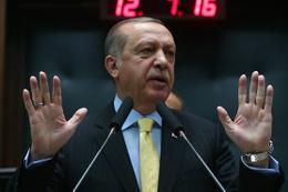 Erdoğan yüzlerine söyledi: Sizi salonda göremiyorum