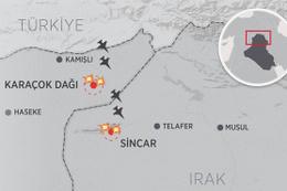 Irak'ta sıcak gelişme! Haşdi Şabi Şengal'e girdi