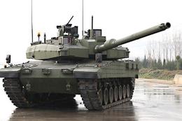 Altay tankına yerli motor için beklenen adım