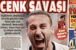 Günün spor gazete manşetleri! 18 Ekim 2017