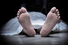 Aydın'da toprağa gömülü ceset bulundu