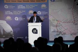 """Başkan Türel: """"Söz de karar da milletin"""""""