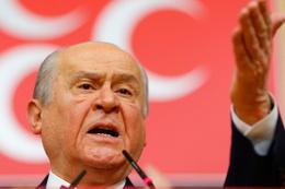 MHP Lideri Bahçeli'den Akşener'cilere zehir zemberek sözler