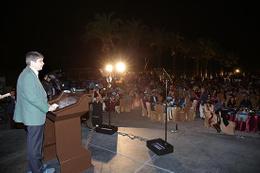 Başkan Türel, Hindistan Türkiye için önemli