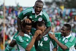 Nijerya Dünya Kupası biletini kaptı