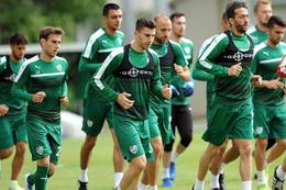 Bursaspor'da milli oyuncular takıma döndü