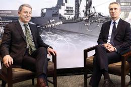 NATO'da 'hedef' skandalı sonrası yüz yüze özür!