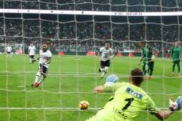 Quaresma'nın kaçan penaltısında dikkat çeken detay