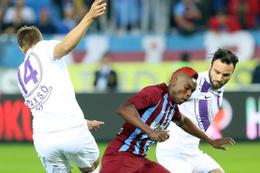 Trabzonspor Osmanlıspor maçı golleri ve geniş özeti