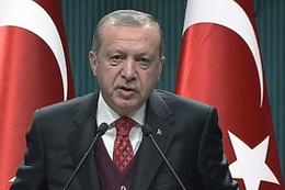 Erdoğan müjdeyi vermek istiyorum deyip açıkladı!