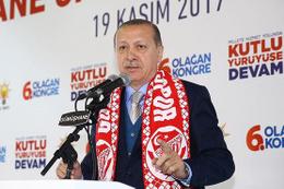 Erdoğan: Ülkemize yönelik taarruz başlattılar