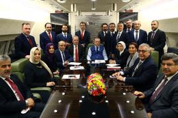 Erdoğan'dan tüm belediyelerle ilgili flaş açıklama