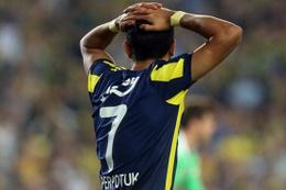 Fenerbahçe'de Alper Potuk görüşme odasına