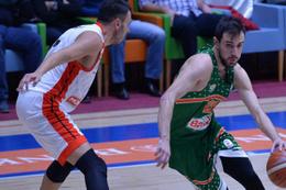 Banvit Muratbey Uşak'ı rahat geçti