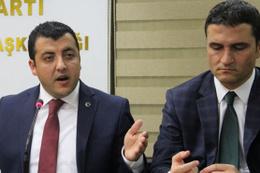 AK Parti İl Başkanı Atıç görevinden istifa etti