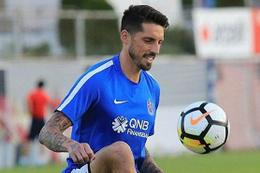 Jose Sosa'dan Trabzonspor'a kötü haber