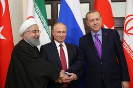Soçi zirvesinde alınan karar ne? Erdoğan-Putin ve Ruhani...
