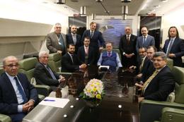 Erdogan'dan Şam ile ortak çalışma sorusuna dikkat çeken yanıt