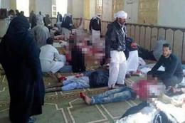 Mısır'da Cuma çıkışı korkunç patlama! Onlarca ölü var...