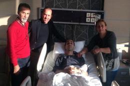 Konyaspor'da gol sevinci sakatlığı!