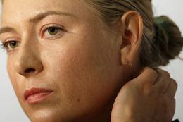 Serttaş ve Sharapova rönesans tablosu gibi!