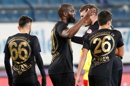 Osmanlıspor kupada ilk adımı attı