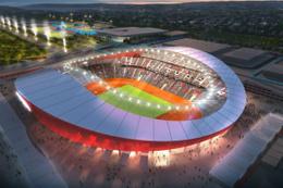 Olimpiyat Stadı 2020 Şampiyonlar Ligi finaline aday oldu!