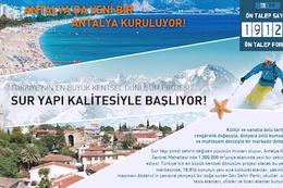 Türkiye'nin en büyük dönüşüm projesinde geri sayım başladı!