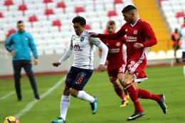 Sivasspor Başakşehir maçı geniş özeti
