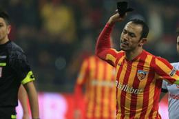 Beşiktaş Kayserispor maçında penaltı tartışması!