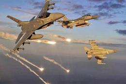 TSK'dan hava harekatı: 12 terörist etkisiz hale getirildi!