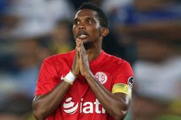 Antalyaspor'da Eto'o krizi!