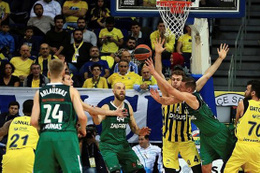 Fenerbahçe Doğuş son nefeste yıkıldı