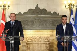 Erdoğan sonrası Çipras'tan müftü hamlesi