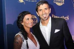Ünlü futbolcu Lucho Gonzalez'in eşinden şok iddia