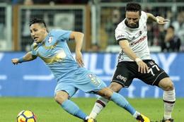 Beşiktaş Osmanlıspor maçı golleri ve geniş özeti