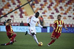 Yeni Malatyaspor - Galatasaray maçı CANLI YAYIN