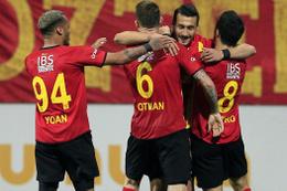 Göztepe Atiker Konyaspor'u yendi 4. galibiyetini aldı