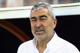 Samet Aybaba Beşiktaş'a karşı