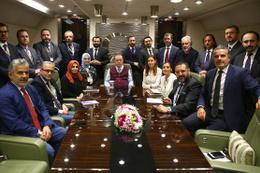 Erdoğan'dan Abdullah Gül'e KHK sitemi