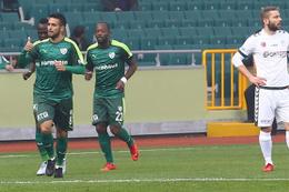 Konyaspor Bursaspor golleri ve özeti